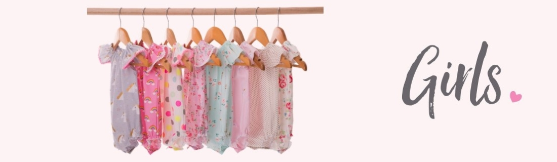 Girls Collection Header Banner
