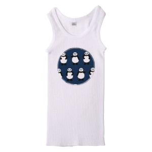 Boys Collection Mr PAnda Singlet02