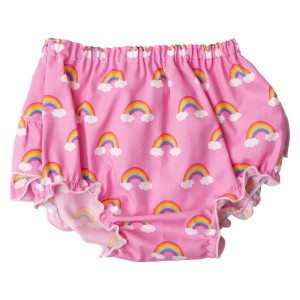 Little Miss Rainbow Collection Pant Front2