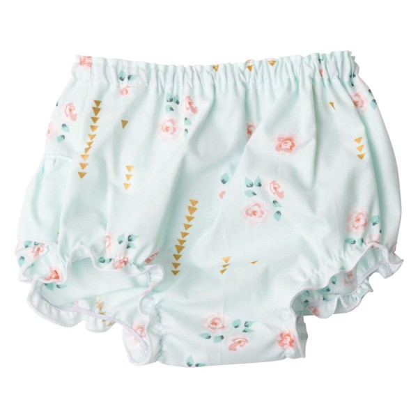 Mint Summer Floral Collection03Pant Front