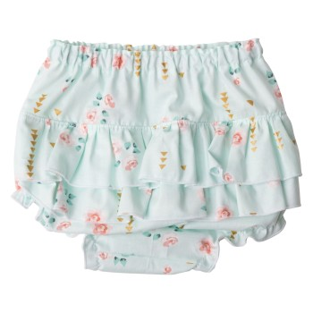 Mint Summer Floral Collection04Pant Back
