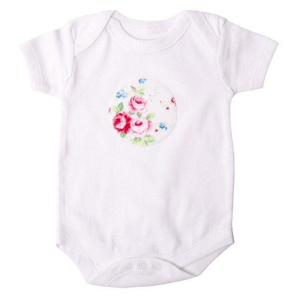Miss Ruby Floral Collection3 short & Long Bodysuit