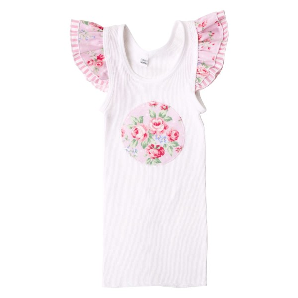 Pink Summer Floral Collection sinlget1