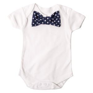 Stars & Stripes short & long sleeve bodysuit1